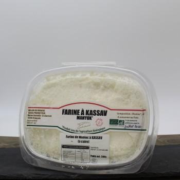 Farine à Kassav bio