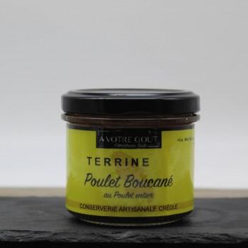 Terrine de Poulet Boucané