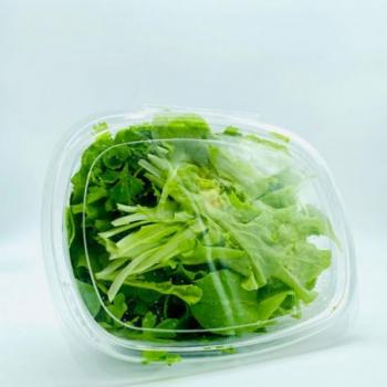 Jeunes pousses de salade