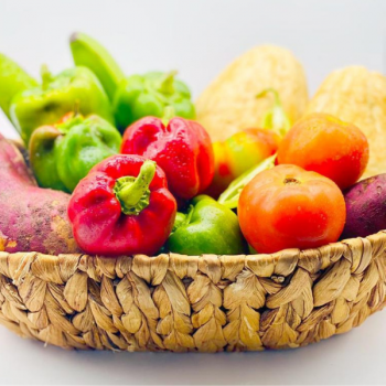 Panier 5 légumes