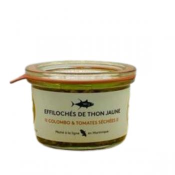 Effiloché de Thon Jaune